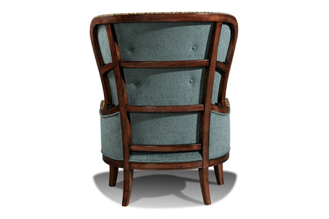 Harden Furniture - Wing Chair - 3410-000