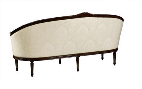 Harden Furniture - Tight Back Sofa - 3507-079