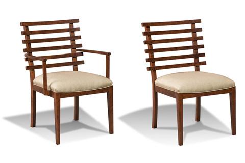 Harden Furniture - Ladder Back Side Chair - 436