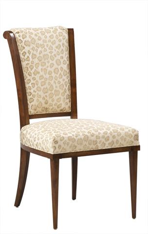 Harden Furniture - Scroll Back Upholstered Side Chair - 548