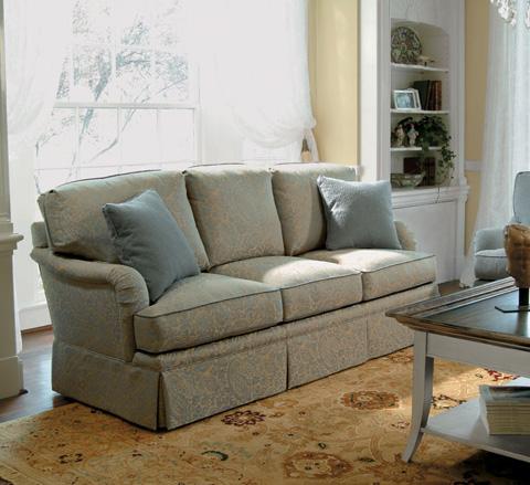 Harden Furniture - English Arm Upholstered Sofa - 6681-081