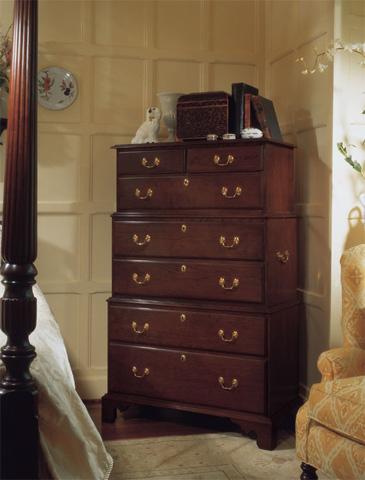 Harden Furniture - Hudson Valley Tier Chest - 722