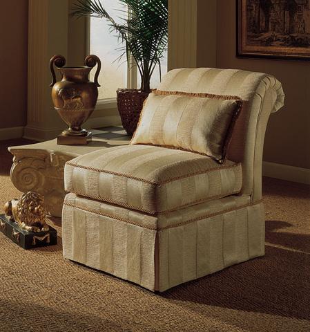 Harden Furniture - Armless Chair - 7453-000