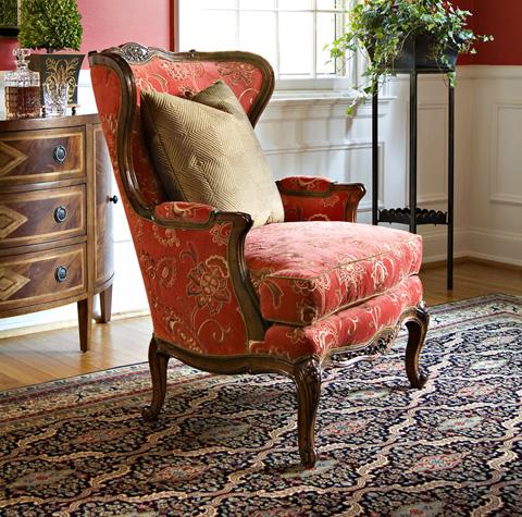 Harden Furniture - Arm Chair - 3414-000