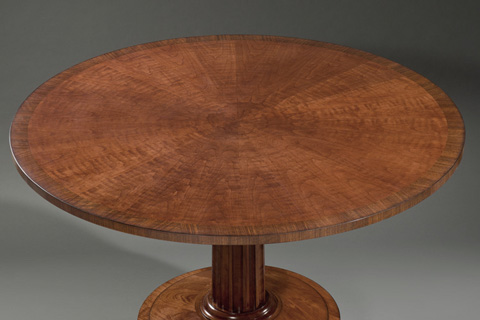 Harden Furniture - Architect's Dining Table - 801-100