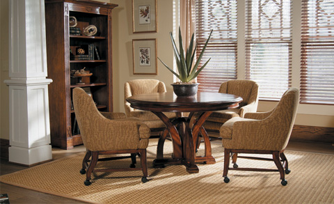 Harden Furniture - Colter Game Table - 1658