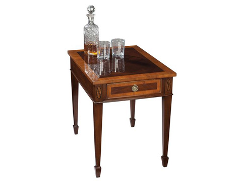 Hekman Furniture - Copley Place Rectangular End Table - 2-2503
