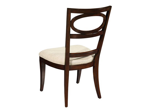 Hekman Furniture - Central Park Oval Back Side Chair - 2-3125