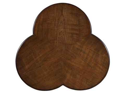 Hekman Furniture - Vintage European 3-Leaf Clover Lamp Table - 2-3210