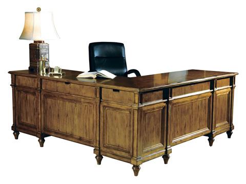 Hekman Furniture - Urban Executive L-Desk - 7-9107