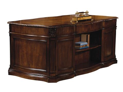 Hekman Furniture - Old World Executive Desk - 7-9160