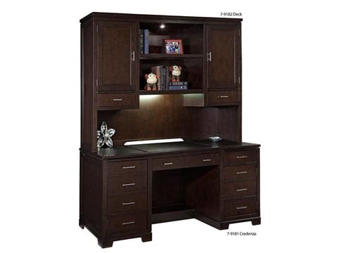 Hekman Furniture - Executive Credenza - 7-9181