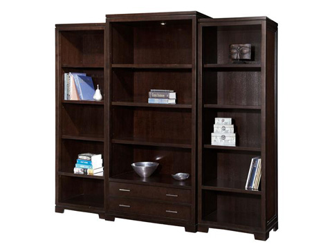 Hekman Furniture - Executive Bookcase - 7-9184