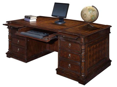 Hekman Furniture - Havana Partners Desk - 8-1240