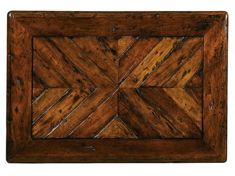 Hekman Furniture - Rue de Bac Storage Lamp Table - 8-7208