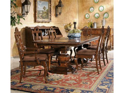 Hekman Furniture - Rue de Bac Arm Chair - 8-7224