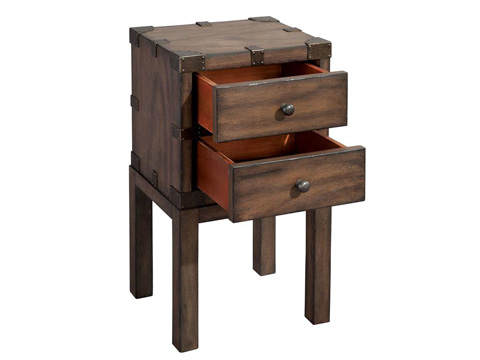Hekman Furniture - Box on Stand - 2-7544