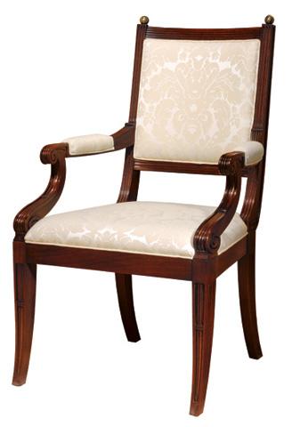 Henkel-Harris - Regency Arm Chair - 100A