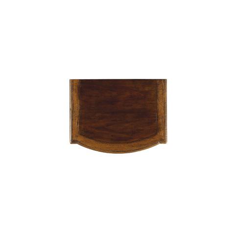 Henredon - Bowfront Drawer Cabinet Nightstand - 4401-06