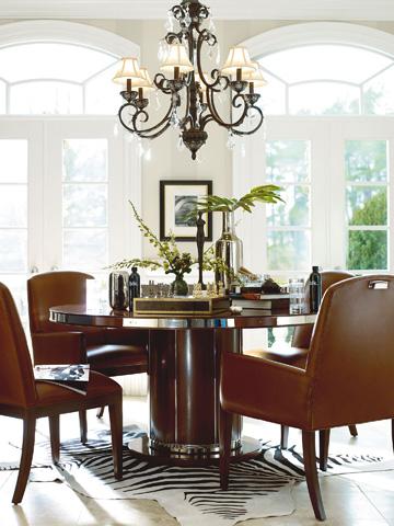 Henredon - Upholstered Arm Chair - 7900-27