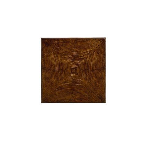 Henredon - Square Lamp Table - 2705-42