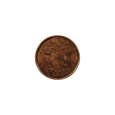 Henredon - Round Pedestal Side Table - 4402-41