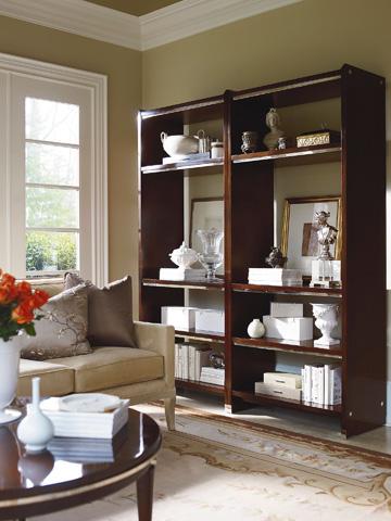 Henredon - Etagere Open Bookcase - 7900-60