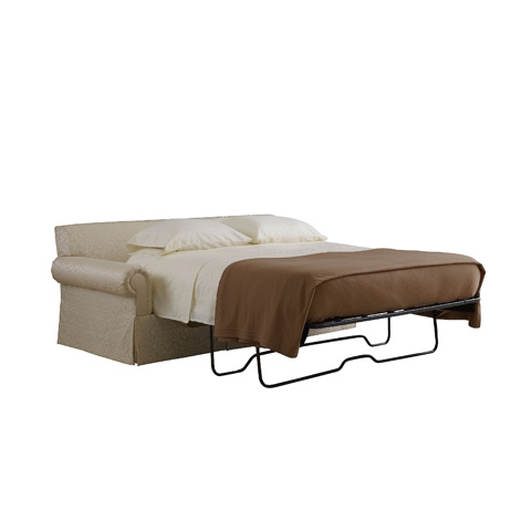 Henredon - Fireside Rolled Arm Sleeper Sofa - H5700-C-SS