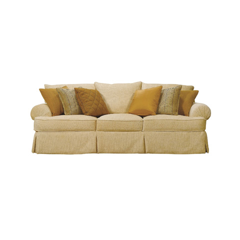 Image of Fireside Rolled Arm Sofa