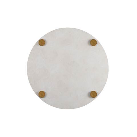 Henredon - Stone Top Center Table - 7100-55