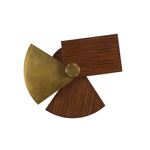 Henredon - Fan Occasional Table - 8207-41-397