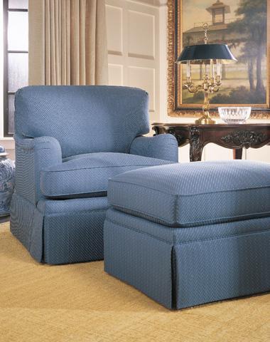 Henredon - Fireside Chair - H1000