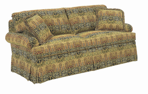 Hickory Chair - Carolyn Sofa - 107-85