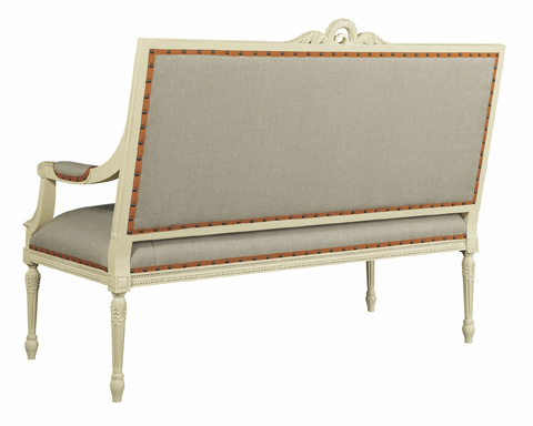 Hickory Chair - Frederica Bench - 1515-30