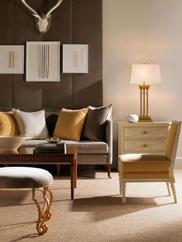 Hickory Chair - Slaton Wood Top Coffee Table - 1681-10