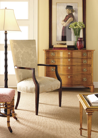 Hickory Chair - Bristol Coffee Table - 2580-10