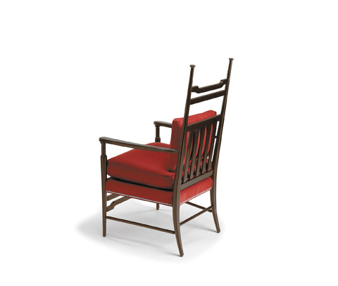 Hickory Chair - Country Occasional Chair - 337-23
