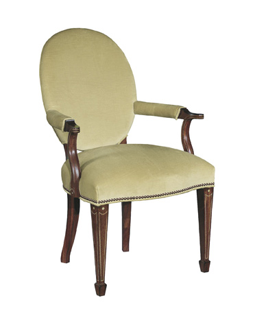 Hickory Chair - Boston Side Chair - 4652-02