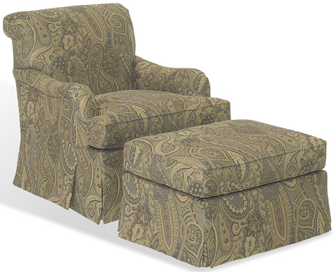 Hickory Chair - Colefax Chair - 509-21