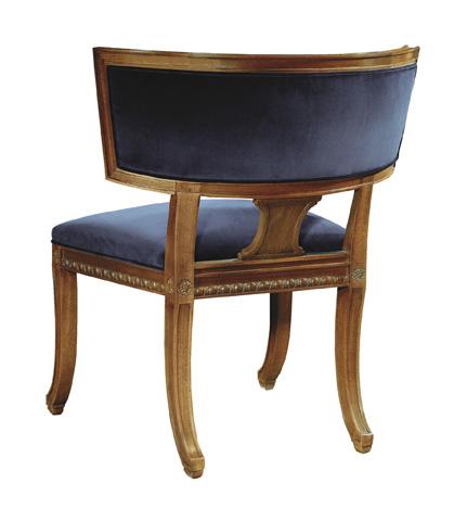 Hickory Chair - Regan Klismos Chair - 5420-23