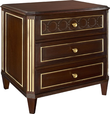 Hickory Chair - Hannah Small Chest - 5489-16