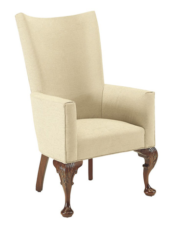 Hickory Chair - Reading Chair - 7602-22