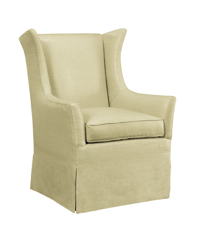 Hickory Chair - Jackson Wing Chair - 7637-24