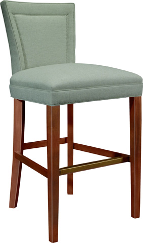 Image of Flare Back Counter Stool