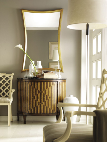 Hickory Chair - Paris Mirror - 7799-10