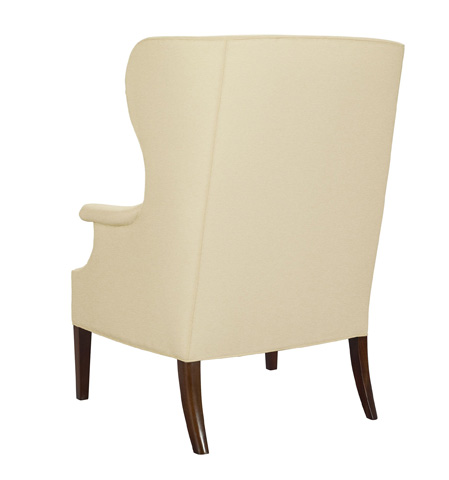 Hickory Chair - Josephine Wing Chair - 1529-55