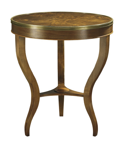 Hickory Chair - East Paces Side Table - 1583-71