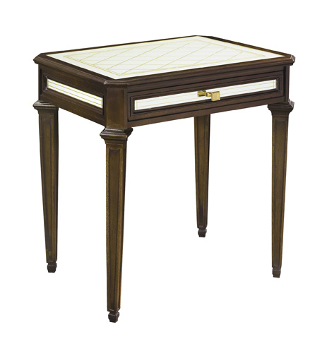 Hickory Chair - Antoinette Side Table - 1585-70