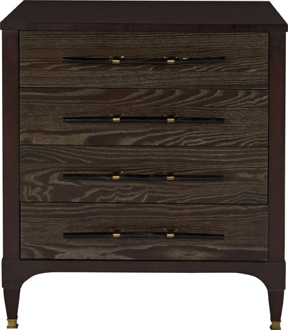 Hickory Chair - Artisan Small Four Drawer Chest - 166-21