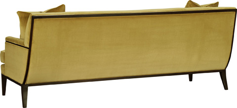 Hickory Chair - Alexander Tight Back Sofa - 6410-88